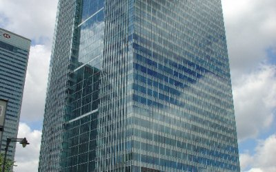 Case study: Safety inspection of the Barclays building, Canary Wharf, London